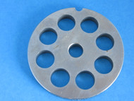 "#8 x 1/2"" hole size meat grinder chopper plate disc die for electric or manual"