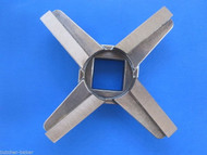 #52 size Commercial Meat grinder knife Cutter  Blade for Hobart Biro Berkel etc