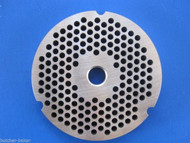 """#32 3/16"""" (4.5mm) STAINLESS Meat Grinder Plate for Hobart 4332 4532 TorRey etc"""