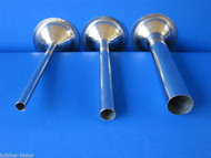 #22 PREMIUM Sausage Stuffer Stuffing Tube Funnel for Meat Grinder Hobart LEM etc