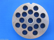 "#12 x 3/8"" holes STAINLESS Meat Grinder Mincer plate disc screen Hobart 4812 etc"