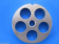 "#12 x 3/4"" holes STAINLESS Meat Food Grinder Mincer Chopper plate disc screen"
