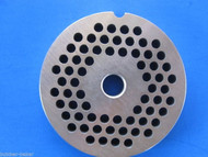 "#12 x 3/16"" holes Hamburger Meat Food Grinder Mincer Chopper plate disc screen"