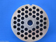 "#12 x 1/4"" holes STAINLESS Meat Food Grinder Mincer Chopper plate disc screen"