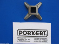 Porkert brand #8 Meat Grinder Food Chopper Knife Blade Cutter