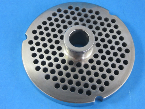 "#52 x 1/4"" stainless steel meat grinder disc"