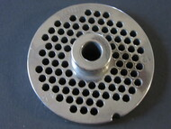 """#12 x 1/8"""" w/ HUB STAINLESS Meat Grinder Mincer plate disc screen"""