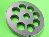 "#42 x 1"" 25mm holes for Hobart 4342 4542 Cabela's Biro Meat Grinder Plate Disc"