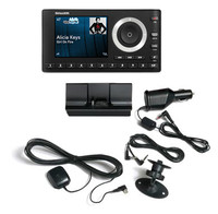 SXPL1V1 SiriusXM Radio onyX Plus Receiver and Car Kit