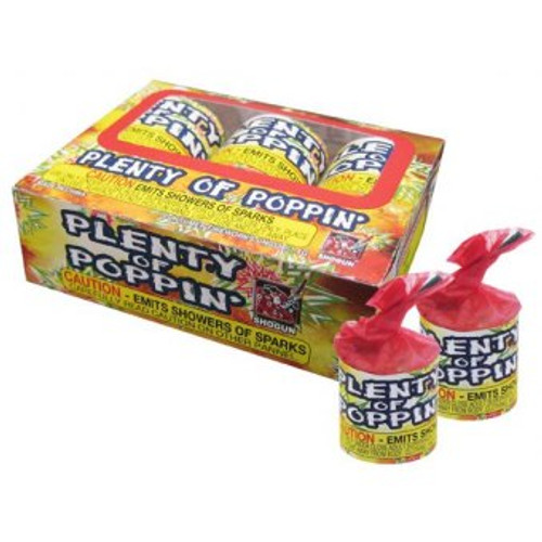 6 pack of For those that love crackle a terrific little fountain display that is noisy and bright.
