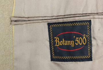 Vintage Botany 500 Tan Camel Hair Blazer