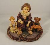 Boyd's Dollstone  ~  RACHAEL W/BARBARA & MATTHEW ... Sabbath * NIB
