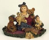 Boyd's Dollstone  ~  KELLY & CO. ... Bear Collector * Limited Edition* NIB