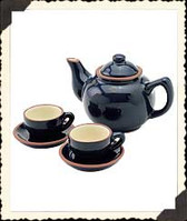 Boyd's  ~  GRANDMOTHER BEATRICE'S TEENEY TEA SET * NIB