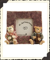 Boyd's  ~  CATARINA & SASSY...PURRFECT FRIENDS Frame