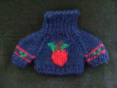 Boyd's  ~  BEARWEAR ... KNIT SWEATER With APPLE  *  NWT