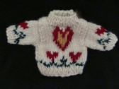 Boyd's  ~  BEARWEAR ... KNIT SWEATER  With HEART  *  NWT