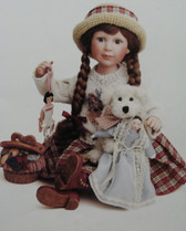 Boyd's Doll  ~  CASSIDY With BUTTONS ... Dollmaker  *  NEW From Our Retail Shop