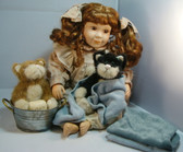 Boyd's Doll  ~  WENDY ... Wash Day  *  MINT CONDITION w/o Box