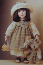 Boyd's Doll  ~  MOLLY With CRICKET ... Winged Friends  *  NEW From Our Retail Shop