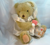 "Dakin  ~  RACHEL ... 12"" Bride Bear  *  NEW From Our Retail Shop"
