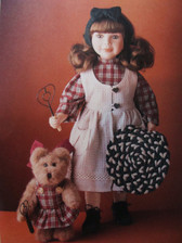 Boyd's Doll  ~  KAYLA & RUGBY ... Rugbeater *QVC Premier Ed*  NEW In Box