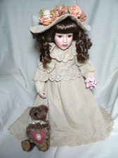 "Boyd's Doll  ~  EMILY ... The Future  *16"" Limited Ed. BRIDE*  MINT w/Tag"