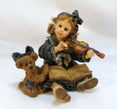 Boyd's Dollstone ~ LINDSEY With LOUISE ... The Recital *QVC Exclusive*  NEW In Box