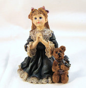 Boyd's Dollstone  ~  TERESA & JOHN ... The Prayer  *QVC Ed.*  NEW In Box