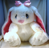 "Bestever  ~  CHRISTINA ... 12"" (sitting) BUNNY  *  NEW From Our Retail Shop"