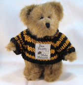 Boyd's  ~  BUZZ  ...  Bee  Happy  *2006 Member Bear* NEW From Kit