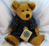 """Boyd's  ~  GUTHRIE P. MUSSY ... 14"""" Dressed Bear  *QVC Exclusive*  NEW"""