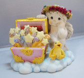 Dreamsicle  ~  10 TREASURED YEARS ... Ltd. Edition Event Figurine  *  NEW From Our Shop