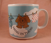 Russ  ~  HANG IN THERE MUG  *  NEW From Our Shop