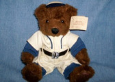 Russ  ~  BASEBALL BEAR  *  BEARS FROM THE PAST * NWT