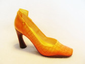 JUST THE RIGHT SHOE  ~  LATER, 'GATOR  *  NIB