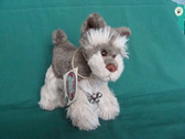 Ganz  ~  SCRUBBER *  Plush Dog  *  NWT