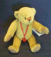 "Ganz  ~  LEMON  DROP ... 8""  COLLECTIBLE  BEAR  *  NWT"