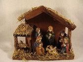 Enesco  ~  NATIVITY ... With Creche  *  NEW From Our Retail Shop