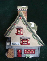 Dept. 56  ~  North Pole ELF  BUNKHOUSE  *  NIB