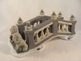 Dept 56  ~  LIONHEAD BRIDGE  *  NEW From Our Retail Shop