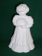 DEPT 56  WINTER SILHOUETTE  ~  ROSES AND LACE  * NIB