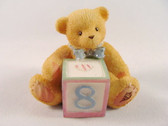 Cherished Teddies  ~  NUMBER 8  *  NIB