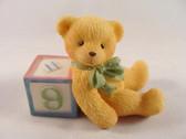 Cherished Teddies  ~  NUMBER 9  *  NIB