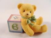 Cherished Teddies  ~  NUMBER 6  *  NIB
