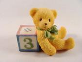 Cherished Teddies  ~  NUMBER 3  *  NIB