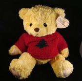 "Cherished Teddies  ~  JENNIFER ... 14"" Christmas Bear  *  NWT"