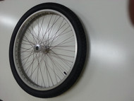 Rear Wheel with Standard Tire