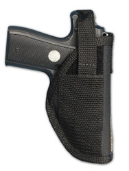 New Outside the Waistband (OWB) Side Holster for Small 380, Ultra Compact 9mm 40 45 Pistols (#49)