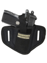 New 6 Position Ambidextrous Concealment Gun Pancake Holster for Small 380, Ultra Compact 9mm 40 45 Pistols (#34-1)